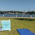 Physio-led Pilates in Pyrmont Park