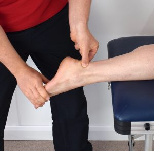 Sports Recovery. Achilles pain or pain around the back of the heel can be caused by overuse.