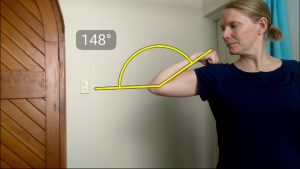 What is flexibility and why is it important? 'Normal' elbow range is 0-150 degrees.
