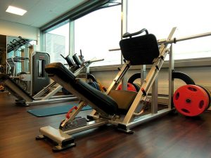 How many reps for strength. Example leg press mahcine.